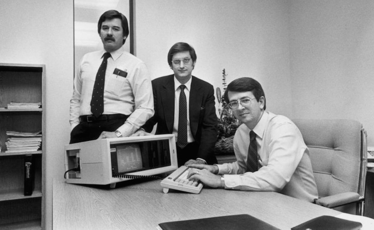 """Silicon Cowboys"", a história daCompaq"